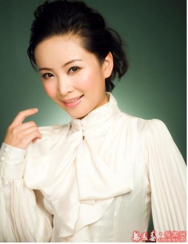 河南电视台 梨园春 主持人 朱冰